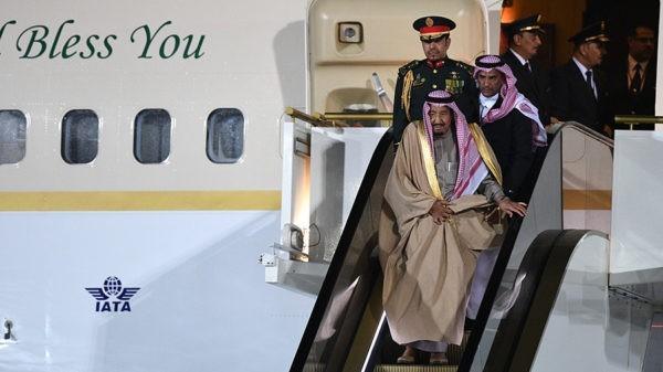 визит в Россию короля Саудовской Аравии