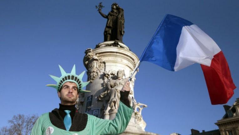 Проевропейские чувства во Франции