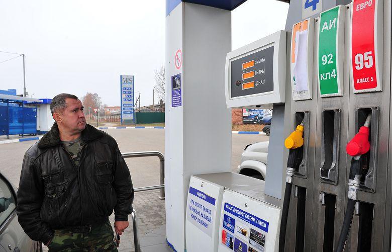 рост цен на бензин и дизтопливо