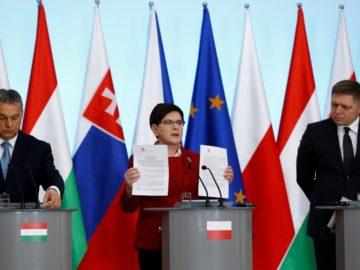 Венгрия и Польша