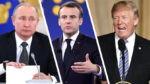 Трамп и Макрон «похоронили» Путина