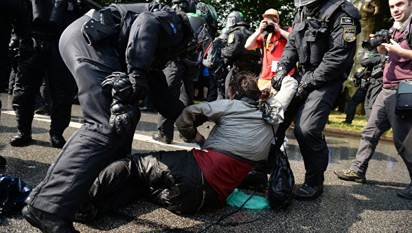 массовые беспорядки В ДНР
