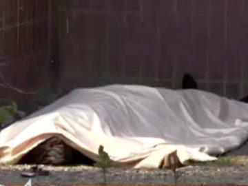 мужчина погиб, спрыгнув с крыши