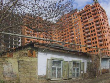 расселение из аварийного жилья