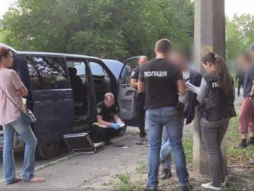 В Киеве женщины грабили мужчин
