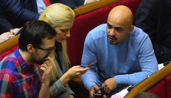 Лещенко, Найем и Залищук