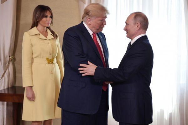 Трамп пригласил Путина