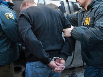 В США задержали подозреваемого
