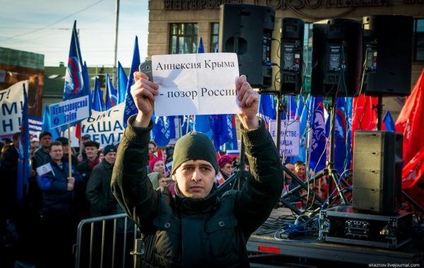 оккупационный режим Крыма