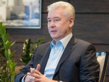 Доход мэра Москвы за минувший год