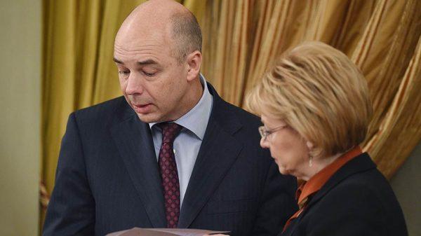 вице-премьер и министр финансов РФ Антон Силуанов