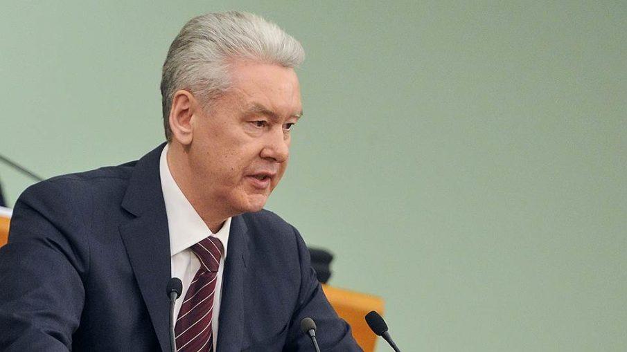 мэр Москвы Сергей Собянин использует служебное положение
