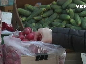цены на ранние овощи