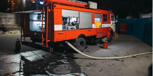 Мужчина погиб в пожаре в частном доме