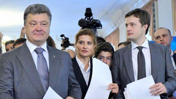 Порошенко передал компанию «Укрпроминвест-Агро» во владение сына