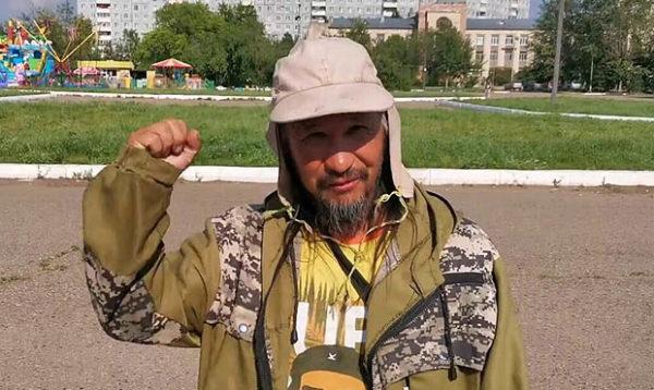 Габышев был вновь задержан полицией в Якутии