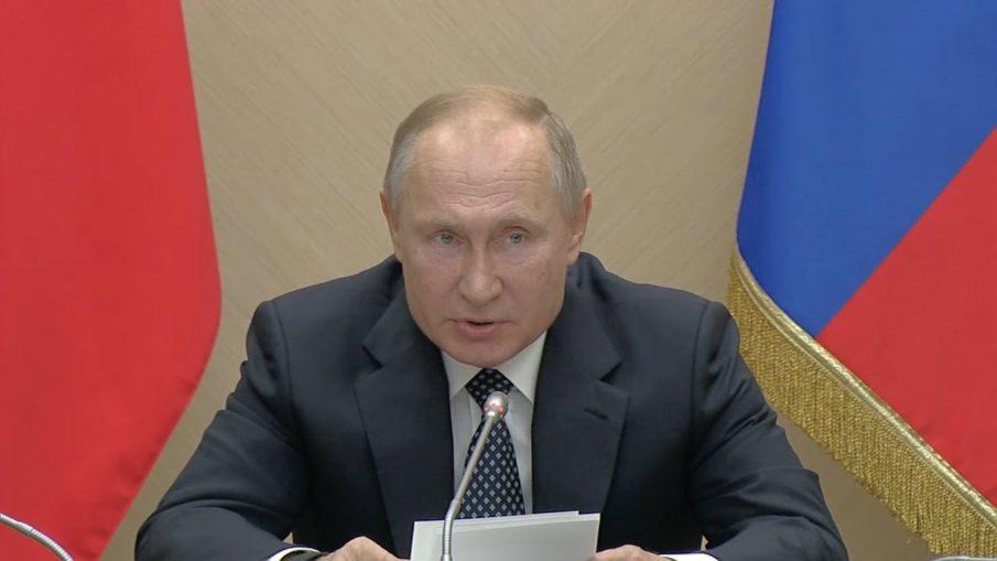 Путин считает, что на Донбассе может повториться трагедия в Сребренице