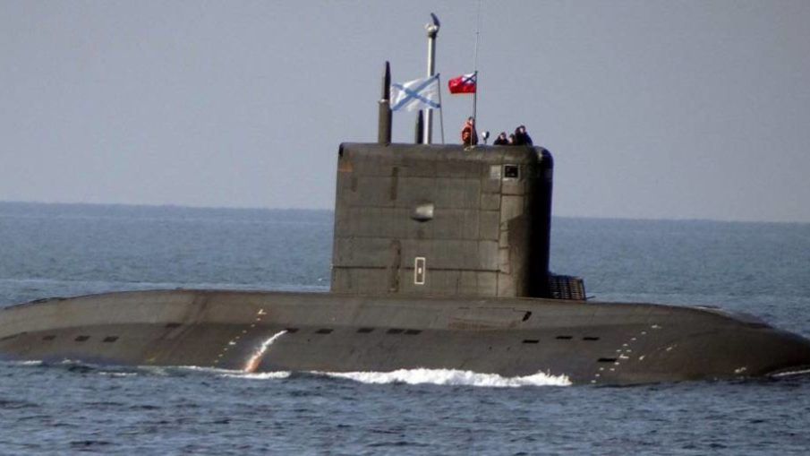 Российские дизель-электрические подводные лодки