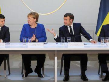 минские соглашения являются дипломатическим поражением Украины