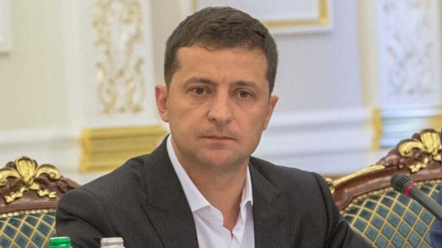 Владимир Зеленский призвал страны Евросоюза сохранить санкционное давление
