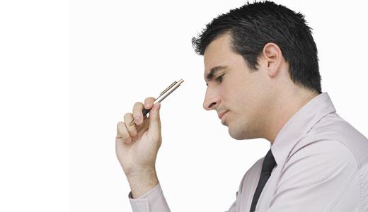 Как заставить работодателя купить ручку