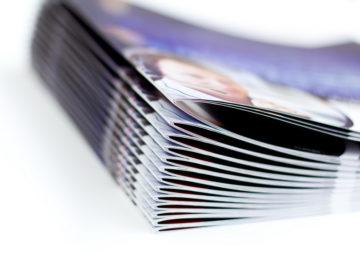 Способы печати брошюр