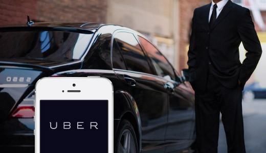 водитель uber