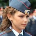 девушки на работе в полиции