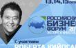 Российский бизнес не прощает клоунады и эксцентрики